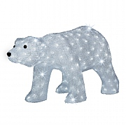 Acrylic LED Polar Bear