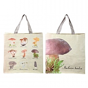 Fallen Fruits Mushroom Shopping Bag