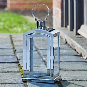 Derby Lantern Stainless Steel