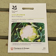 Thompson & Morgan National Trust Cauliflower Boris F1 Hybrid