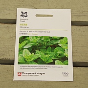 Thompson & Morgan National Trust Herb Oregano