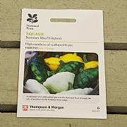 Thompson & Morgan National Trust Squash Summer Mix F1 Hybrid