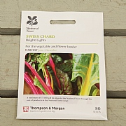Thompson & Morgan National Trust Swiss Chard Bright Lights