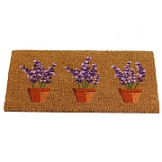 Outside In Lavenders Decoir Mat 75x45cm
