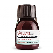 Willy's Apple Cider Vinegar with The Mother 50ml