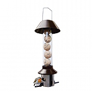 Pest Off Squirrel Proof Suet Ball Feeder