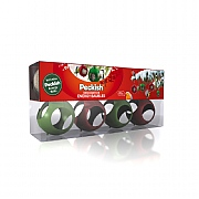 Peckish Christmas Energy Baubles 4 Pack