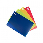 Flexi Chopping Mats - Pack Of 4