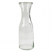 Glass Water Carafe 1L