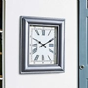 Outside In Quadrant Wall Clock