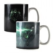 Harry Potter Voldemort Heat Changing Mug