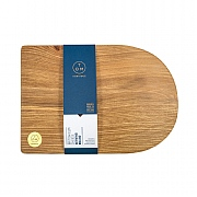 Tom Kerridge British Elm Cheese Serving Board