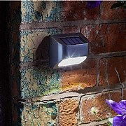 Smart Solar Premier Wall, Fence & Post Light 10L