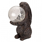 Smart Solar Hare Magic Ornament