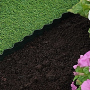 Smart Garden Plastic Lawn Edging 10m x 15cm