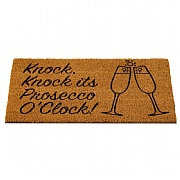 Outside In Prosecco Decoir Mat 75x45cm