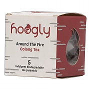 Hoogly Tea Around the Fire Oolong Tea - 5 Tea Pyramids