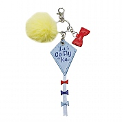 Mary Poppins Let's Go Fly a Kite Keyring