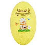 Lindt Milk & White Happy Egg (18g)