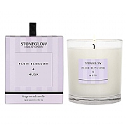 Stoneglow Modern Classics Plum Blossom & Musk Candle