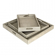 Kettler Cora Set Of 3 Trays