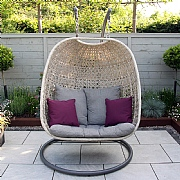 Supremo Genoa Double Hanging Cocoon Seat