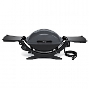 Weber Q 1400 Electric Barbecue Dark Grey