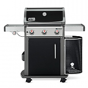 Weber Spirit Premium E-320 GBS Gas Barbecue Black