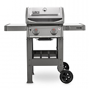 Weber Spirit II S-210 GBS Gas Barbecue Stainless Steel