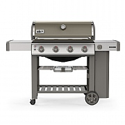 Weber Genesis II E-410 GBS Gas Barbecue Smoke Grey