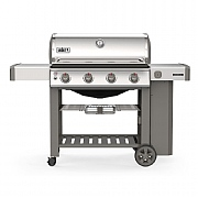 Weber Genesis II S-410 GBS Gas Barbecue Stainless Steel