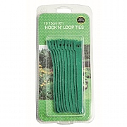 Garland Hook N' Loop Ties 15cm (Pack of 10)