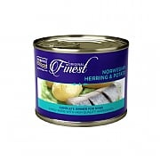 Finest Herring Complete Wet Food 185Kg