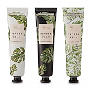 Heathcote & Ivory RHS Tender Palm Hand Cream Trio