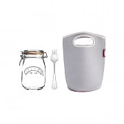 Kilner Make & Take Jar Set 1L