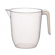 KitchenCraft Plastic Measuring Jug 2L