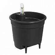 Elho 28cm Self-Watering Insert - Living Black