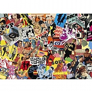 Gibsons Pop Culture 1000 Piece Jigsaw Puzzle