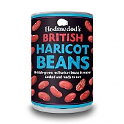 Hodmedods Red Haricot Beans in Water 400g