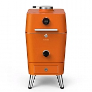 Everdure by Heston 4K Outdoor Charcoal Cooker - Orange