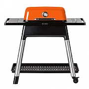 Everdure by Heston Blumenthal FORCE 2 Burner Gas BBQ Orange