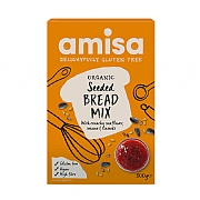 Amisa Organic Seeded Bread Mix 500g