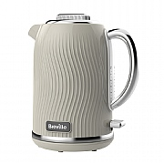 Breville VKT091 Flow Illuminating Kettle - Cream