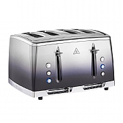 Russell Hobbs 25141 Eclipse 4-Slice Toaster - Midnight Blue
