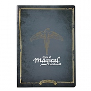 Harry Potter Magical Creatures A4 Exercise Book