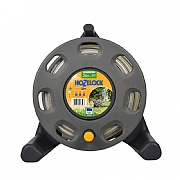 Hozelock Compact Reel with 25m Multi-purpose Hose & Nozzle