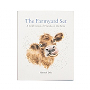 Wrendale 'Farmyard Set: A Celebration of Friends on the Farm' Gift Book
