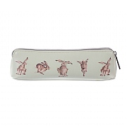 Wrendale 'Hare-Brained' Brush Bag
