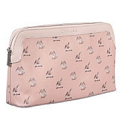 Wrendale 'Some Bunny' Large Cosmetic Bag