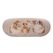 Wrendale Guinea Pigs Glasses Case